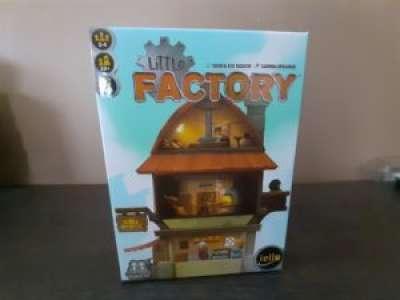 Placard Ludique – Little Factory