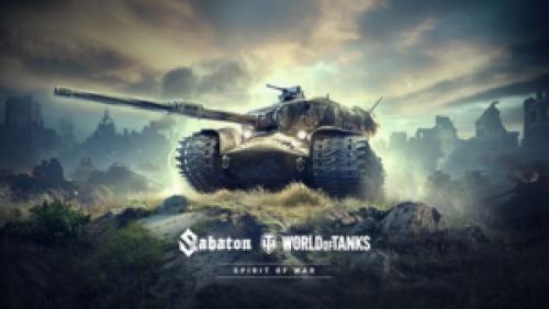 World of Tanks – Concours Tank Sabaton