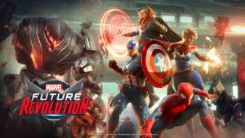 MARVEL Future Revolution – Du bon Marvel sur mobiles (+ Interview)