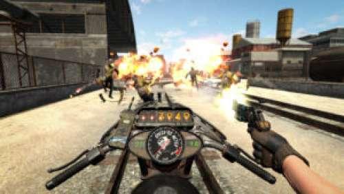 Hell Road VR – À fond les manettes !