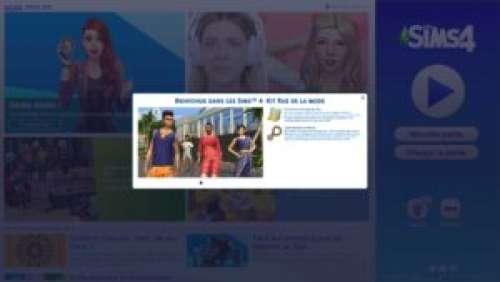 Les Sims 4 – Kits «Rue de la mode» et «Incheon Style»