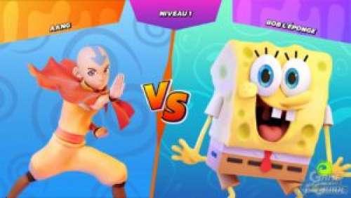 Nickelodeon All-Star Brawl – A Brawl le corps