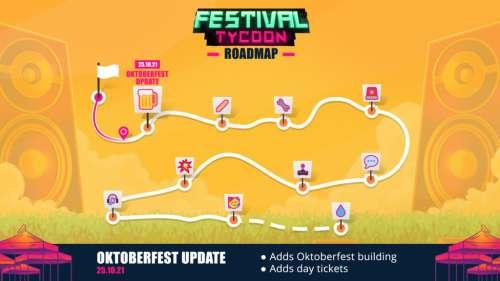 Festival Tycoon – Devenez organisateur de festival !