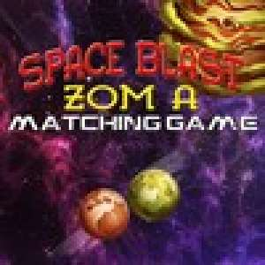 Space Blast Zom A Matching Game
