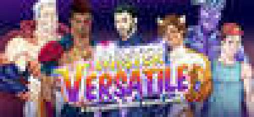 Mister Versatile: A Gay Superhero Visual Novel