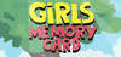 Girls Memory Card