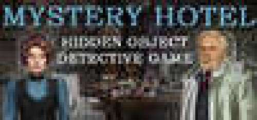 Mystery Hotel - Hidden Object Detective Game