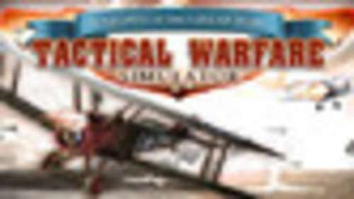 Tactical Warfare Simulator