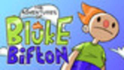 The Adventures of Bluke Bifton