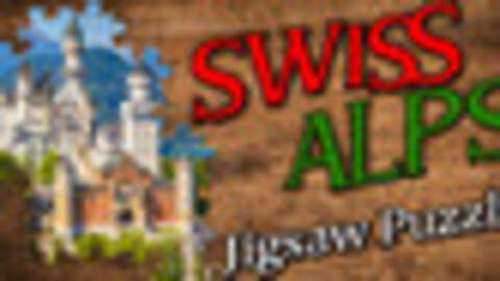 Swiss Alps Jigsaw Puzzles