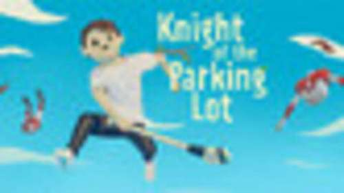 Knight Of The Parking Lot