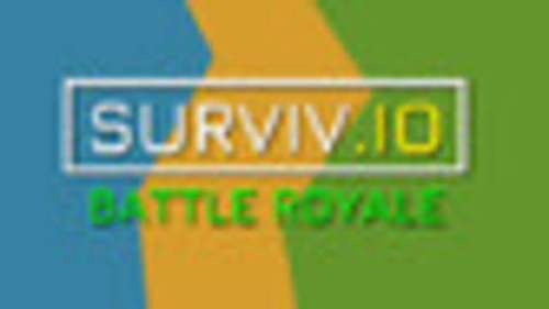 Surviv.io - Battle Royale