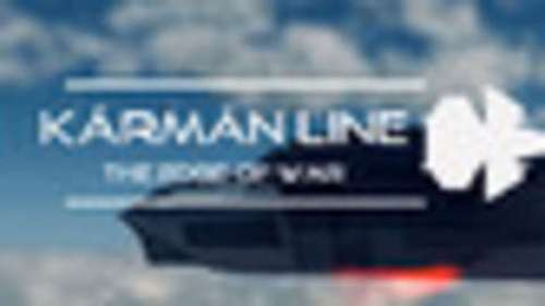 Karman line: the edge of war