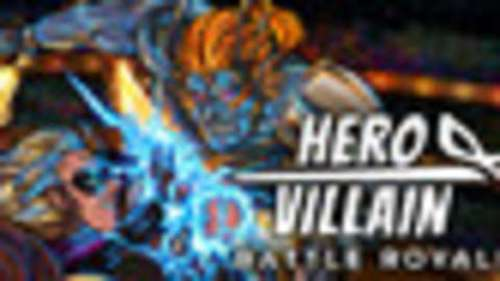 Hero or Villain: Battle Royale