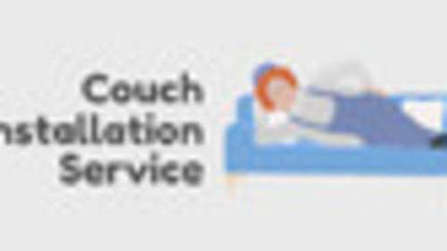 Couch Installation Service