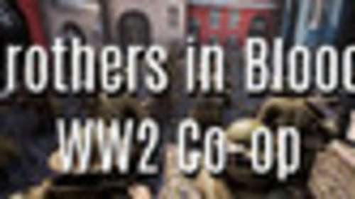 Brothers in Blood: WW2 Co-op