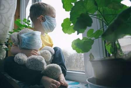 Covid-19: seulement 17% des enfants touchés par le virus sont hospitalisés