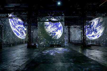 Destination Cosmos, l'exposition immersive qui vous transporte aux confins de l'univers