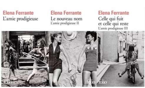 Elena Ferrante : ses quarante livres préférés écrits par des femmes