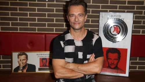 David Hallyday souhaite sortir son nouvel album pour les trois ans de la mort de Johnny