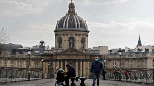 L'Institut de France décerne ses grands prix
