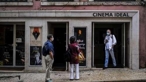 Le Portugal rouvre ses cinémas et ses salles de spectacle avec prudence