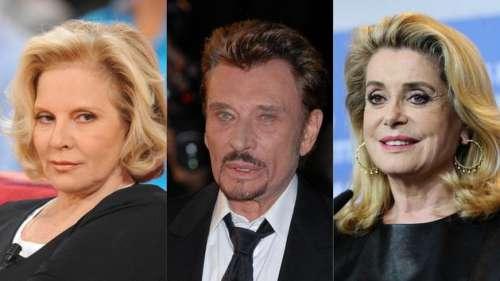 Liaison entre Johnny Hallyday et Catherine Deneuve : Sylvie Vartan rétablit sa vérité sur cet amour caché