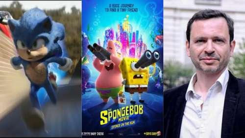 Sonic et Bob l'éponge, stars de l'été pour la Paramount dans les salles de cinéma