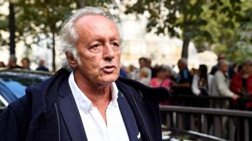 Didier Barbelivien privé de concert dans l'attente d'une opération aux cordes vocales
