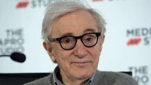 Woody Allen et son dernier film Rifkin's Festival en première mondiale au festival de San Sebastián