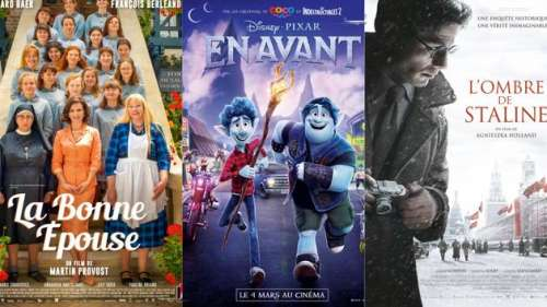 Cinéma : le top 5 des films au box- office
