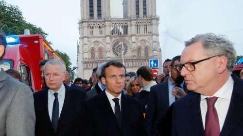 Notre-Dame : Emmanuel Macron renonce à son «geste architectural contemporain»