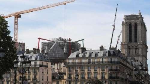 Le Conseil de Paris demande que la couverture de Notre-Dame ne soit pas réalisée en plomb