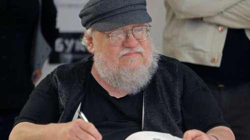 Georges R.R. Martin, le créateur de Game of Thrones, devrait être emprisonné aujourd'hui