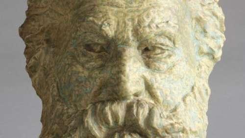 Le musée d'Orsay fier de son masque «étrange et puissant» de Victor Hugo signé René Béclu