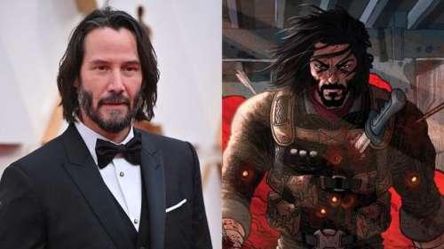 Keanu Reeves aux commandes de BRZRKR, son premier comics