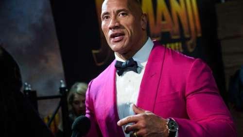 Dwayne Johnson s'accroche au titre d'acteur le mieux payé au monde