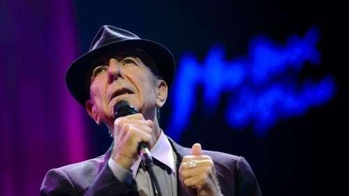 Les héritiers de Leonard Cohen veulent poursuivre Donald Trump