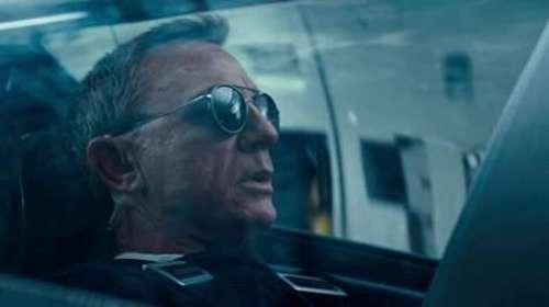 Mourir peut attendre, James Bond dans une bande-annonce aussi inédite qu'excitante