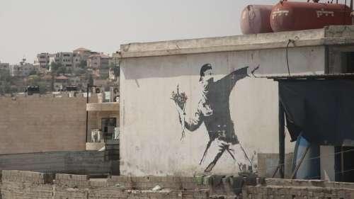 Banksy perd un procès et voit ses marques déposées menacées
