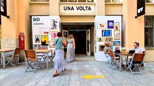 BD à Bastia, pari gagné malgré le coronavirus