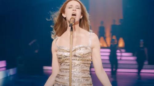 Dans la bande-annonce d'Aline, Valérie Lemercier devient une Céline Dion plus vraie que nature