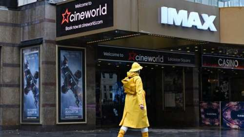 Cineworld ferme l'ensemble de ses 663 cinémas après le report du dernier James Bond No Time to Die
