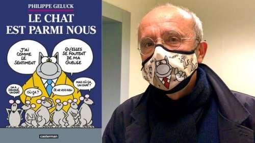 Philippe Geluck : « Avec la covid, les couillons qui brassent de l'air sont devenus des ventilateurs...»