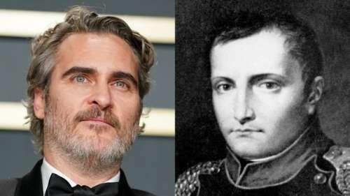 Joaquin Phoenix incarnera Napoléon dans un prochain film de Ridley Scott