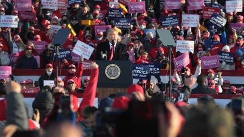 «Arrêtez de jouer ma chanson» : la grogne des musiciens contre Donald Trump