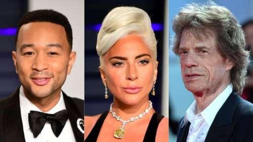 John Legend, Lady Gaga, Mick Jagger... Les stars anglo-saxonnes célèbrent la victoire de Joe Biden