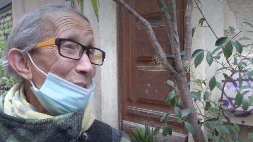 Maria Fedi, la «Mamie Rap» de 80 ans, chante la gloire de Marseille