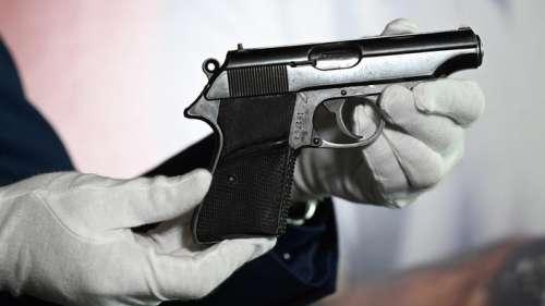 L'arme de Sean Connery dans James Bond contre Dr No vendue plus de 250.000 dollars aux enchères