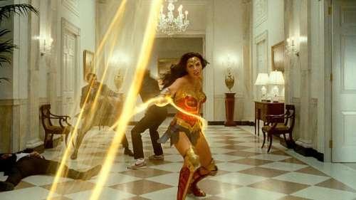 Wonder Woman 1984 s'emmêle dans son lasso pour son week-end de lancement